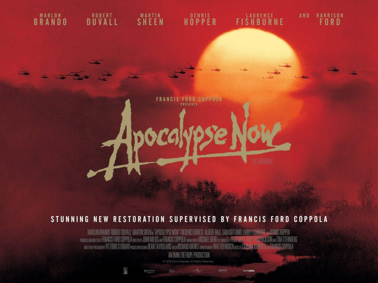 Generique Serie film Apocalypse Now