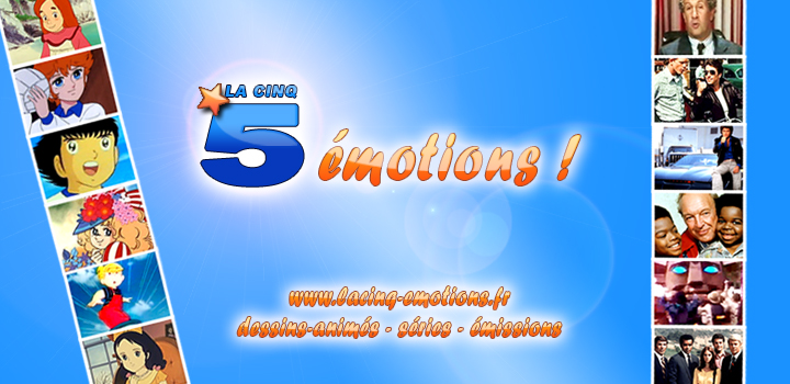 La cinq emotions