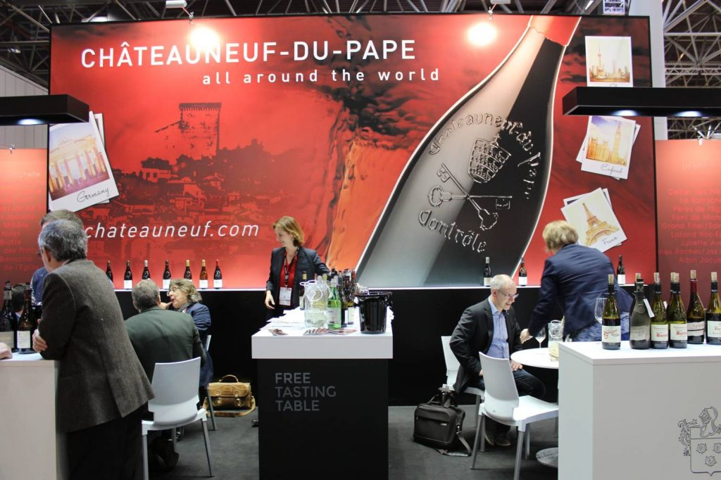 chateauneuf du pape prowein