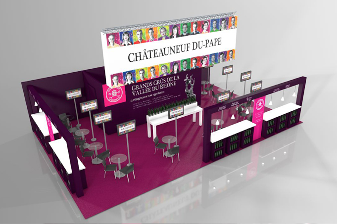 chateauneuf du papes