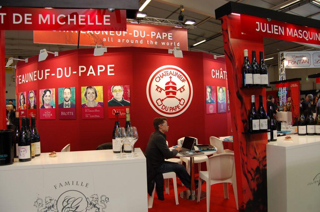 Vinisud Chateauneuf du Pape